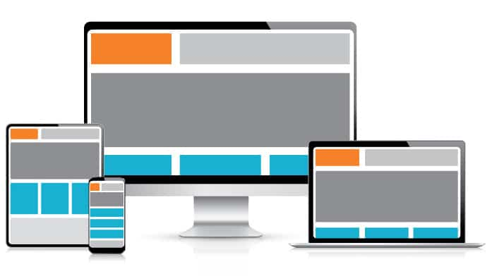 Mobile friendly, fully responsive website design and development by WIZZOO