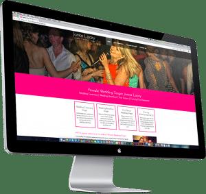 Female Wedding Singer Janice Lacey Wedding Singer UK